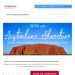 Win an Australian Adventure for 2 Worth $5,000 from Waratah Adventures