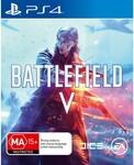 [PS4] Battlefield V $10, Far Cry New Dawn $14, Red Dead Redemption 2 $39 @ Big W
