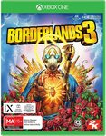 [XB1] Borderlands 3 $9.95 + Delivery ($0 with Prime / $39 Spend) @ Amazon AU (Sold Out) / EB Games eBay