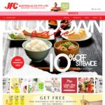 [VIC] 10% off Sitewide & Free Kikkoman Soy Milk Banana 1L + Delivery (Minimum Order $50) @ JFC Online
