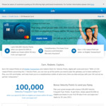 Citi Rewards Credit Card - 100,000 Bonus Velocity Points ($3000 Spend in 90 Days), $199 Annual Fee ($99 First Year) @ Citibank
