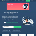 Get $10 Credit on Signup + Extra $5 Credit if You Refer a Friend @ Elbaite (Cryptocurrency Exchange)