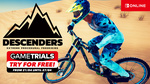 [Switch] Descenders Free Play Week - 21-27 Apr @ Nintendo Switch Online (Membership Required)