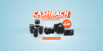 Up to $500 Cashback on Sony Cameras, Up to $350 on Lens from Participating Retailers @ Sony Australia