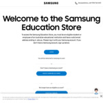 "Samsung Galaxy Tab S7 11"" Wi-Fi 256GB Storage (Mystic Silver) $999.20 ($949.20 with $50 voucher) @ Samsung Education Store"