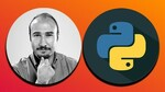 Python Hands-On 46 Hours, 210 Exercises, 5 Projects, 2 Exams $10.99 @ Udemy