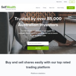 15 Free Trades ($142.50 Value) with $240 Annual Pro Membership @ Selfwealth