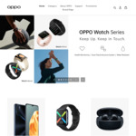 Up to 50% off Selected OPPO Accessories + Free Delivery @ OPPO Australia