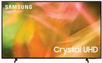 Samsung 85″ AU8000 Crystal UHD 4K Smart TV (2021) UA85AU8000WXXY $2184 + Delivery (Free to Sydney) @ Ozappliances