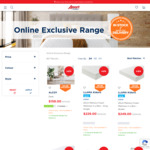 Free Metro Delivery (Brisbane, Sydney, Melbourne) with $149 Spend on Online Exclusive Products @ Amart Furniture