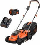 [Prime] BLACK+DECKER 36V Lawn Mower Kit (w/ 2.5AH Battery) $299 (Was $479) Delivered @ Amazon AU