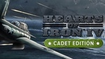 [PC, Steam] Hearts of Iron IV: Cadet Edition ~$6.39 (88% off, was ~$53.49) @ WinGameStore
