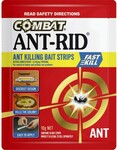 Combat Ant-Rid Bait Strips, with Fast Kill Action, 10 Strips $1.60 in-Store/ C&C Only @ Big W