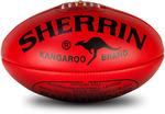 Sherrin Australian Football League Official Ball Slightly Blemished $89.95 (Was $169.95) + Post ($0 Perth C&C) @ Jim Kidd Sports