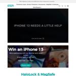 Win an iPhone 13 and ESR HaloLock Bundle from ESR Gear