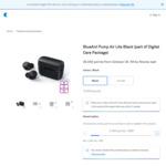 BlueAnt Pump Air Lite Wireless Headphones (Black) - 15000 Telstra Plus Rewards Points or $39 + 2000 Points Delivered @ Telstra