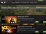 Steam Midweek Madness - 75% off All Command & Conquer Titles