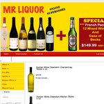Wine Deals *** Hunter Wine Cleanskins 750 Ml X 12 for $29.99 + Shipping *** from MrLiquor Online