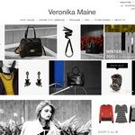 Veronika Maine 25% off Tops