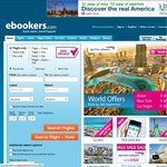 20% off Hotel Bookings on ebookers