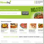 MENULOG 10% Off Your Order Using Code: D48493