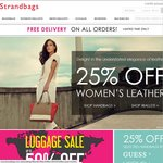 Strandbags — Free Delivery on All Orders