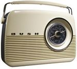 Bush Retro DAB+ Digital Radio TR82DAB $52.80 @ Officeworks