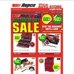 Repco Australia Day Sale - 40% off Castrol Edge Oils Chest   Trolley Combo $62!