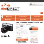 Fujifilm X-E1 Camera with 18-55mm F/2.8-4 Lens - $699 (Instore or $15.90 Shipping) @ digiDirect