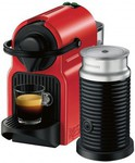 Breville Nespresso Inissia Coffee Machine and Milk Frother $78 after Cashback & Eftpos Card @ HN