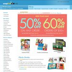 Snapfish up to 72% off Sale - Personalised Goods