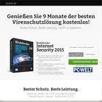 Bitdefender Internet Security 2015 Free for 9 Months