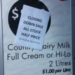 50% off Entire Store - Progressive Supa IGA Innaloo WA