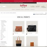 30% off All Toffee Products + Free Shipping