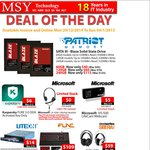 MSY 'Deal of The Day' (Actually for This Whole Week) - Patriot SSD 120GB $60, Wi-Fi Extender $11 + More