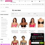 Bras from $15 at BrasNThings - Last Chance Sale Online