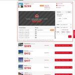 QANTAS: Melbourne/Sydney/Brisbane to Singapore Only $299 One-Way