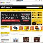 Eneloop AA/AAA 8 Packs $11.98 + $4.95 Shipping @ Dick Smith eBay