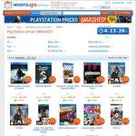 PS4 Games from $18 (PES 2015, Shadow Warrior, Lara Croft/Osiris Gold + More) at Mighty Ape