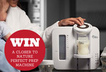 Win a Closer to Nature Perfect Prep Machine Valued at $250 from Mum Central