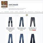 Designer Denim Jeans Reduced to Clear - Everything $29.99 Delivered @ AMCAMARI