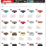 Aussiebum Father's Day Sale - up to 50% off