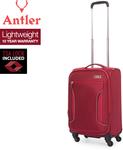 Antler Cyberlite 4W Cabin Case - Red - $49 + Shipping @ COTD (Club Catch Req'd) RRP: $269