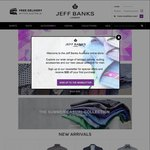 Jeff Banks - Take an Extra 20% off Sale
