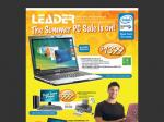 Save 7% off all Leader Computers with Free Delivery