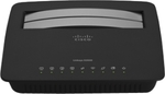 Linksys X3500 Dual Band Wi-Fi Modem Router - $55 + Delivery (Pickup Vic) @ LandmarkComputers