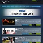 Sega Steam up to 75% off