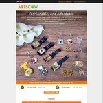 Customizable Accessories from US$3 with Free Shipping @ ArtsCow.com