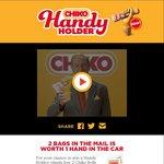 Buy 2x Chiko Rolls, Claim Free Chiko Handy Holder Worth $25 (First 200/Week for 6 Weeks)