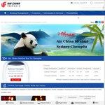 Fly Sydney to Chengdu (China) Return $563 with Air China